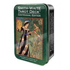 Smith-Waite Centennial Tarot Deck (мини)