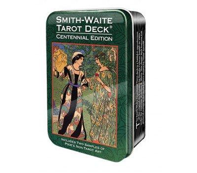 Smith-Waite Centennial Tarot Deck (мини)