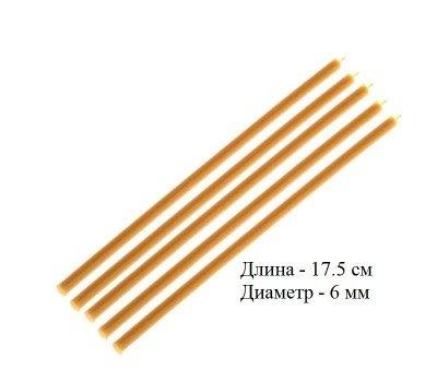 Набор церковных свечей №100 (25 шт.)
