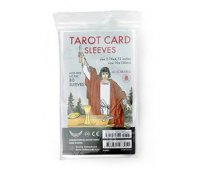 Защитная пластиковая книжечка-чехол для карт Таро