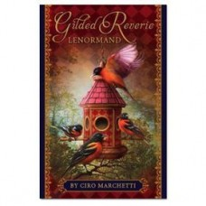 Gilded Reverie Lenormand. Золотые мечты Ленорман